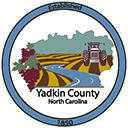 Logo for Yadkin County