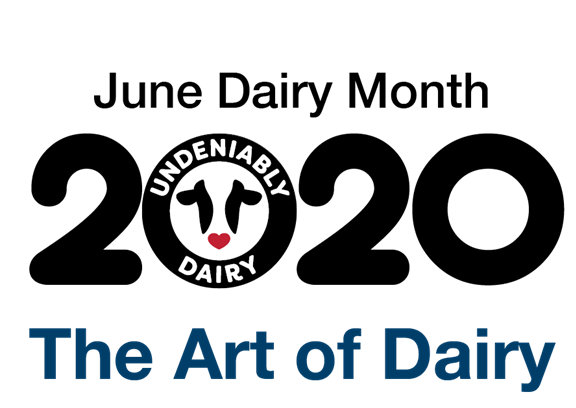 June Dairy Month 2020 logo