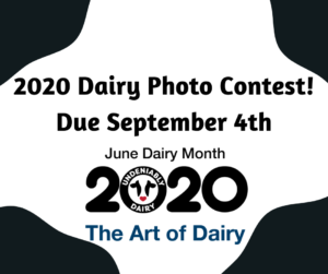 Cover photo for Dairy Photo Contest 2020