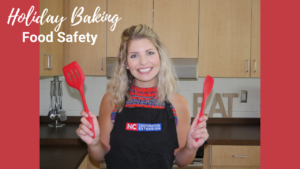 Cover photo for Holiday Baking Food Safety and Bake-Along